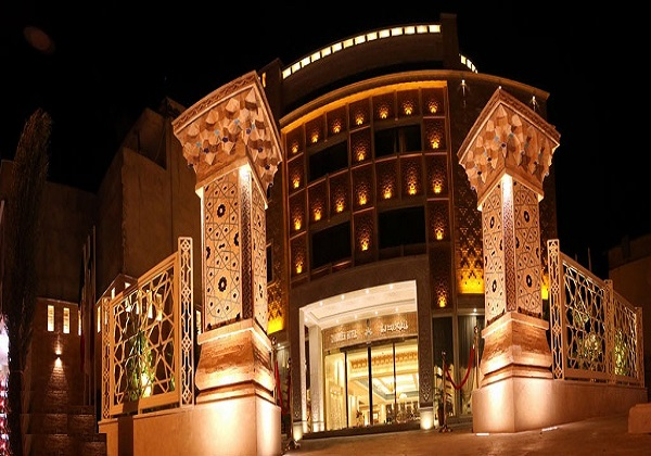 Zandiyeh-Hotel