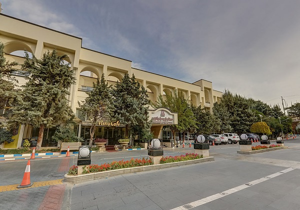 Parsian-Evin-Hotel