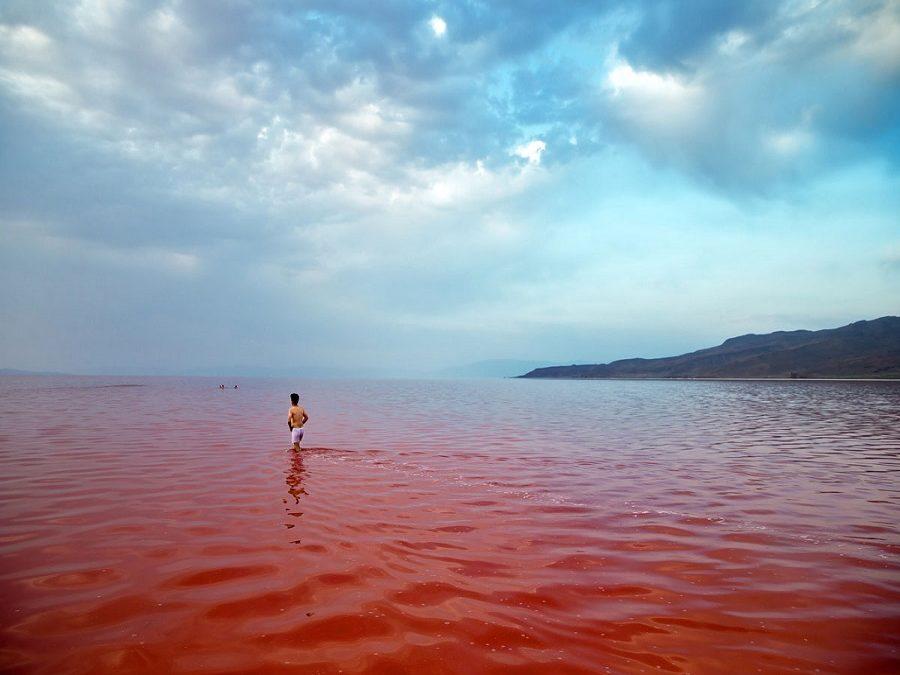 Urumiyeh-Lake
