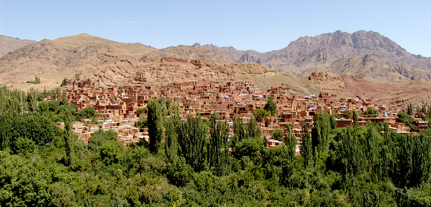 Abyaneh_village