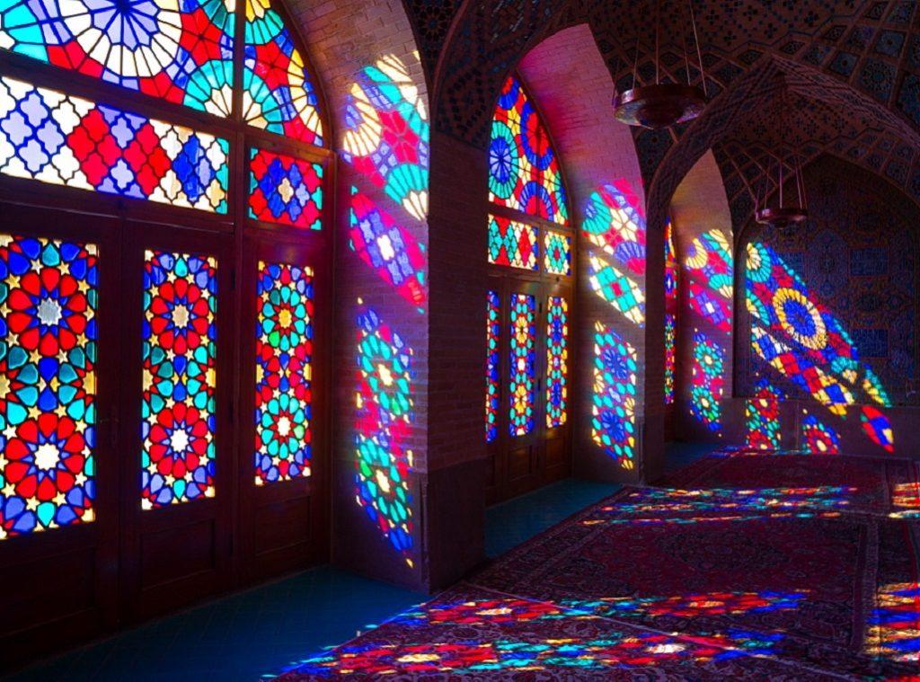 Nasir-mosque-Shiraz