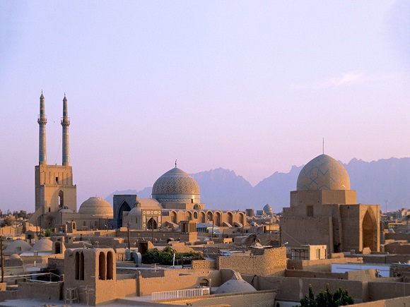 Yazd_ancient_City