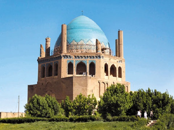 Soltanyeh_Dome