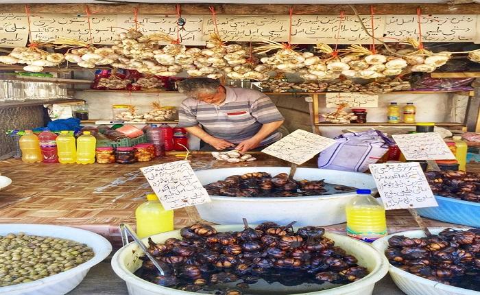 Anzali-Bazaar