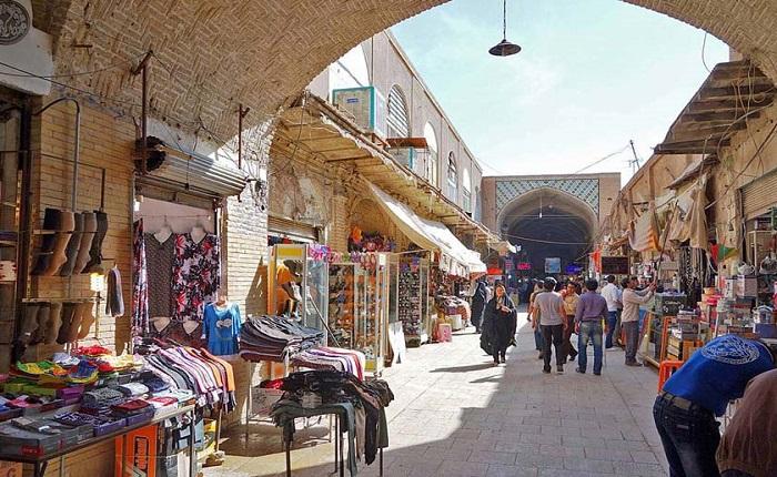 Bushehr-Bazaar