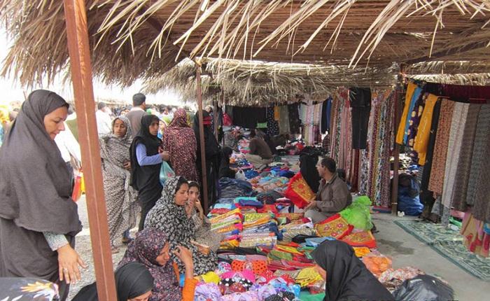 Minab-Bazaar