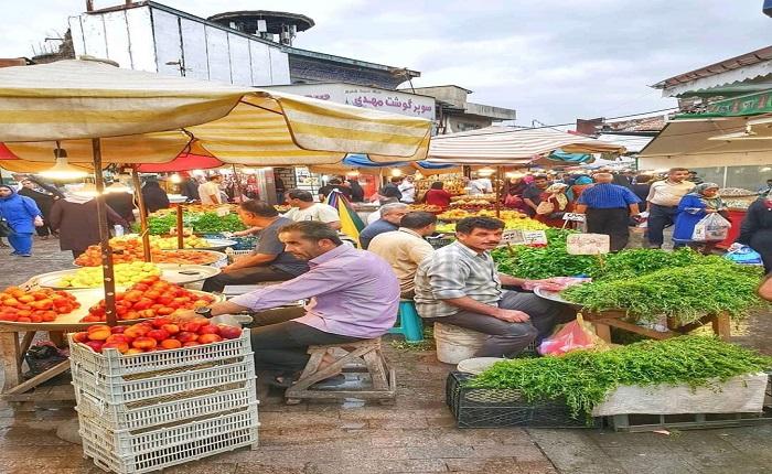 Rasht-Bazaar