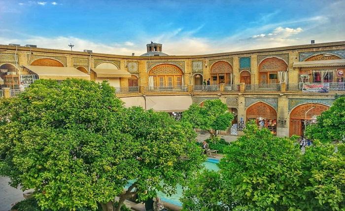 Saraye-Moshir-Shiraz
