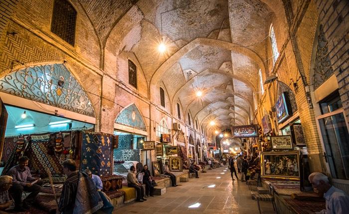 Vakil-Bazaar-Kerman
