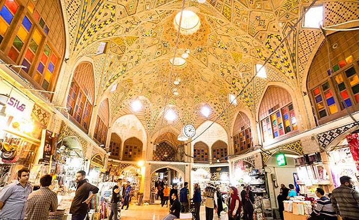 Tehran-Bazaar