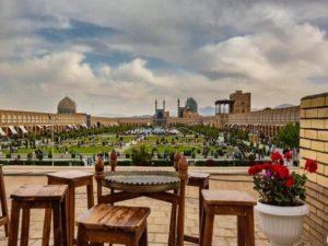 Isfahan-Gheysarieh-Bazaar