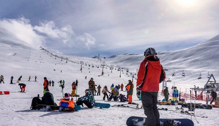 ski-Tochal-Tehran