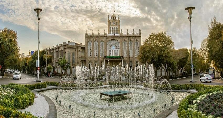 Tabriz-Municipality-palace
