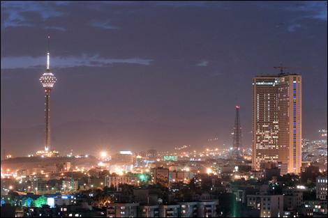 Milad-Tower-Tehran