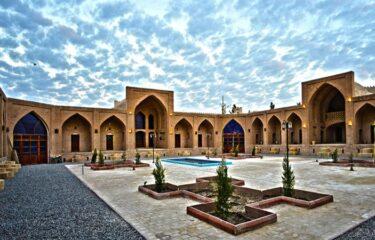 carvanserai_in_iran
